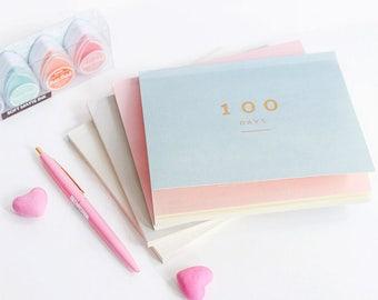 100 Days Planner