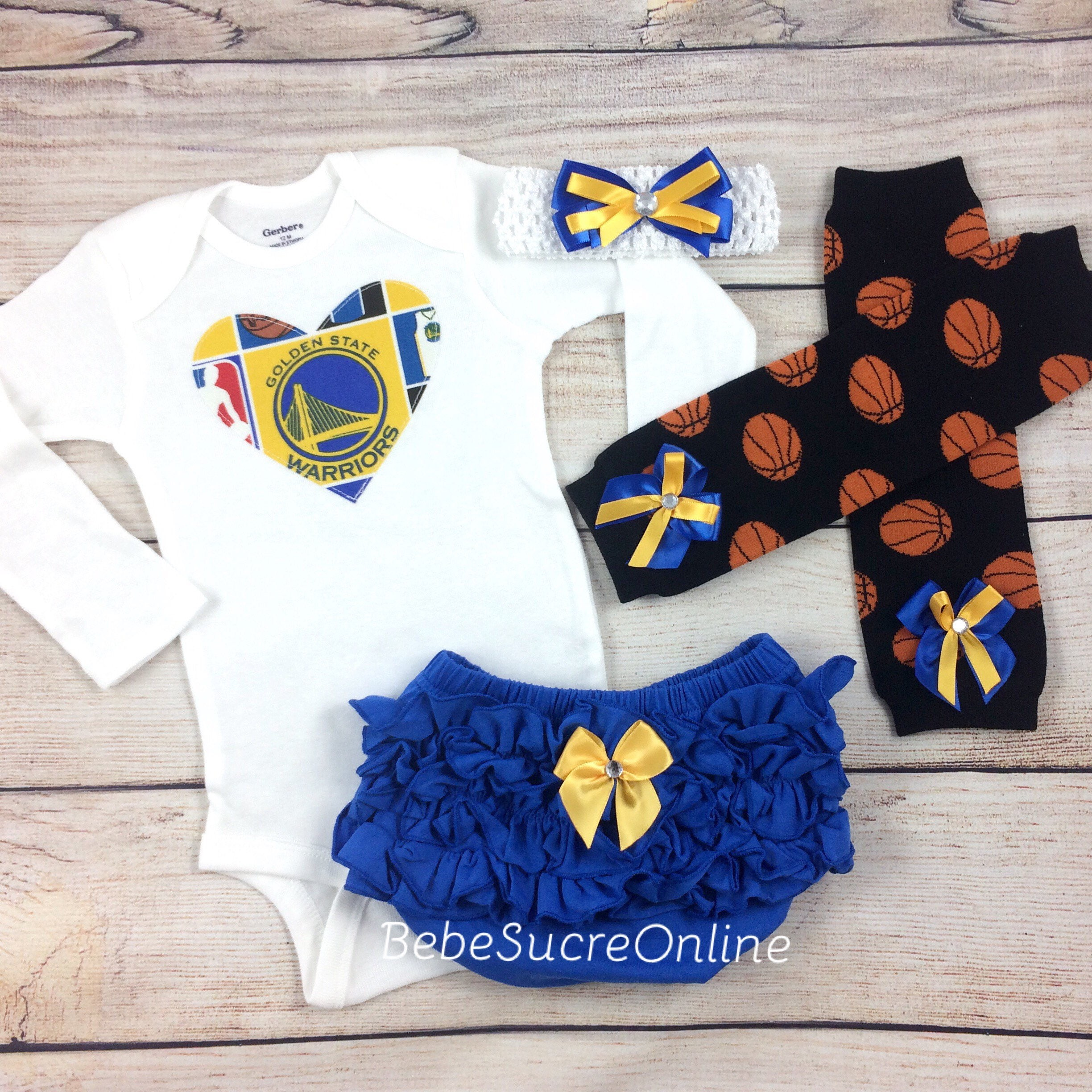 Golden State Warriors Game Day Outfit