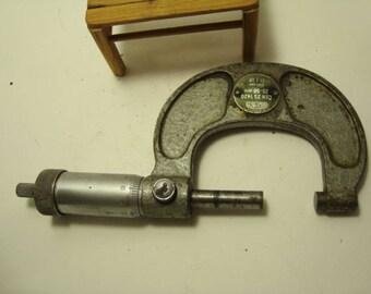 micrometer SOMET . Micrometer smooth .