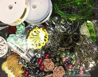 Amazing Deal-Surprise 1KG Mix DIY Jewelry Findings