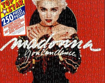 Madonna You Can Dance Jigsaw Puzzle