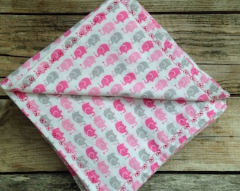 Flannel Baby Blanket - Infant/Toddler Blanket - Stroller Blanket - Nursery Blanket - Car Seat Blanket - Receiving Blanket - Swaddle Blanket