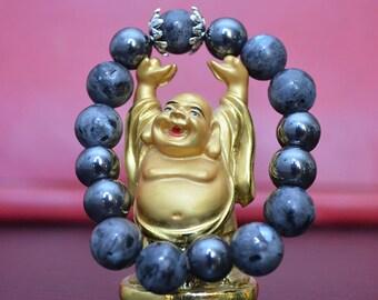 Zen stones protectionn bracelet thin high protection
