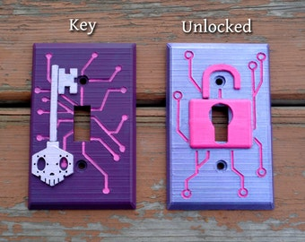 Sombra Light Switch Cover