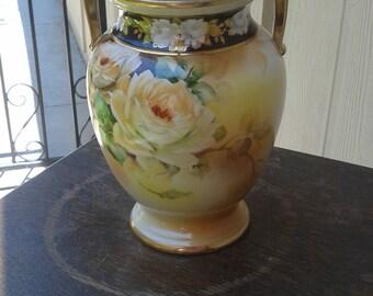 Noritake/Nippon urn vase