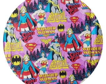 Custom Cloth Pad, Cotton Woven Topped With Wings, Front or Back Bleeder, or Wingless, Liner, Moderate, Heavy, Super