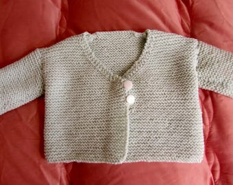 Pure and Simple Sweater