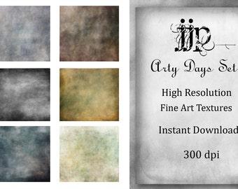 Arty Days Fine Art Textures - Set 2