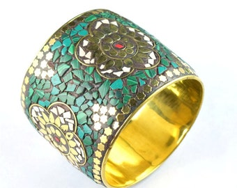 Tibetan tribal bracelet