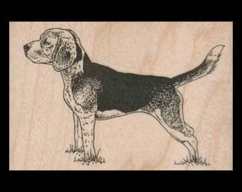BEAGLE Rubber Stamp, Beagle Gifts, Beagle Art, Beagle Stamp, Dog Rubber Stamp, Beagle Mom Stamp, Dog Stamp, Dog Lover Gift, Dog Owner Gift