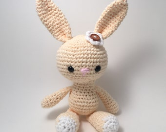 Amigurumi Bunny Pencil Holder : Amigurumi tulip etsy