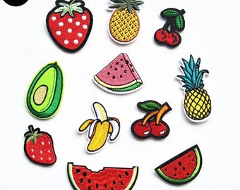batch patches fruit trees