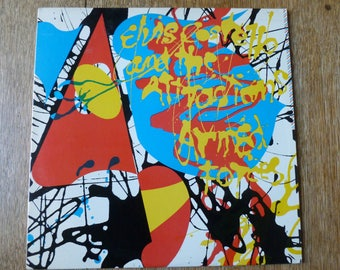 Vinyl: Elvis Costello, Armed Forces