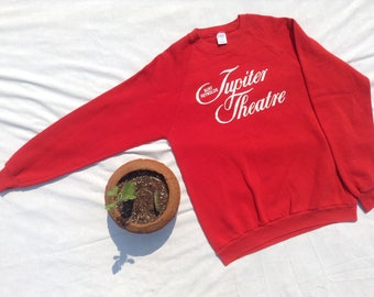 Vintage Burt Reynolds Jupiter Theatre Sweatshirt