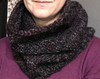 The Briarcliff Cowl in Moonstone