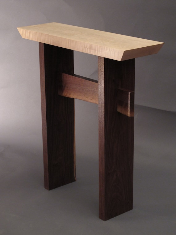 Small Narrow End Table