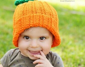 4615 Pumpkin Beanie