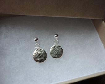 Little Disc Earrings
