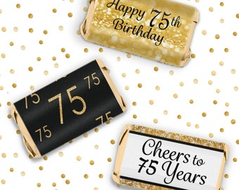 75th Birthday Giveaways