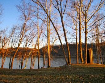 Indiana River Sunset