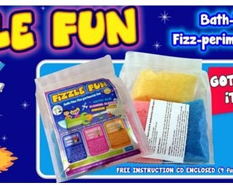 Kiddy Calm - Fizzle Fun