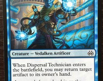 Dispersal Technician, Limited edition MTG Artist proof, By Scott Murphy