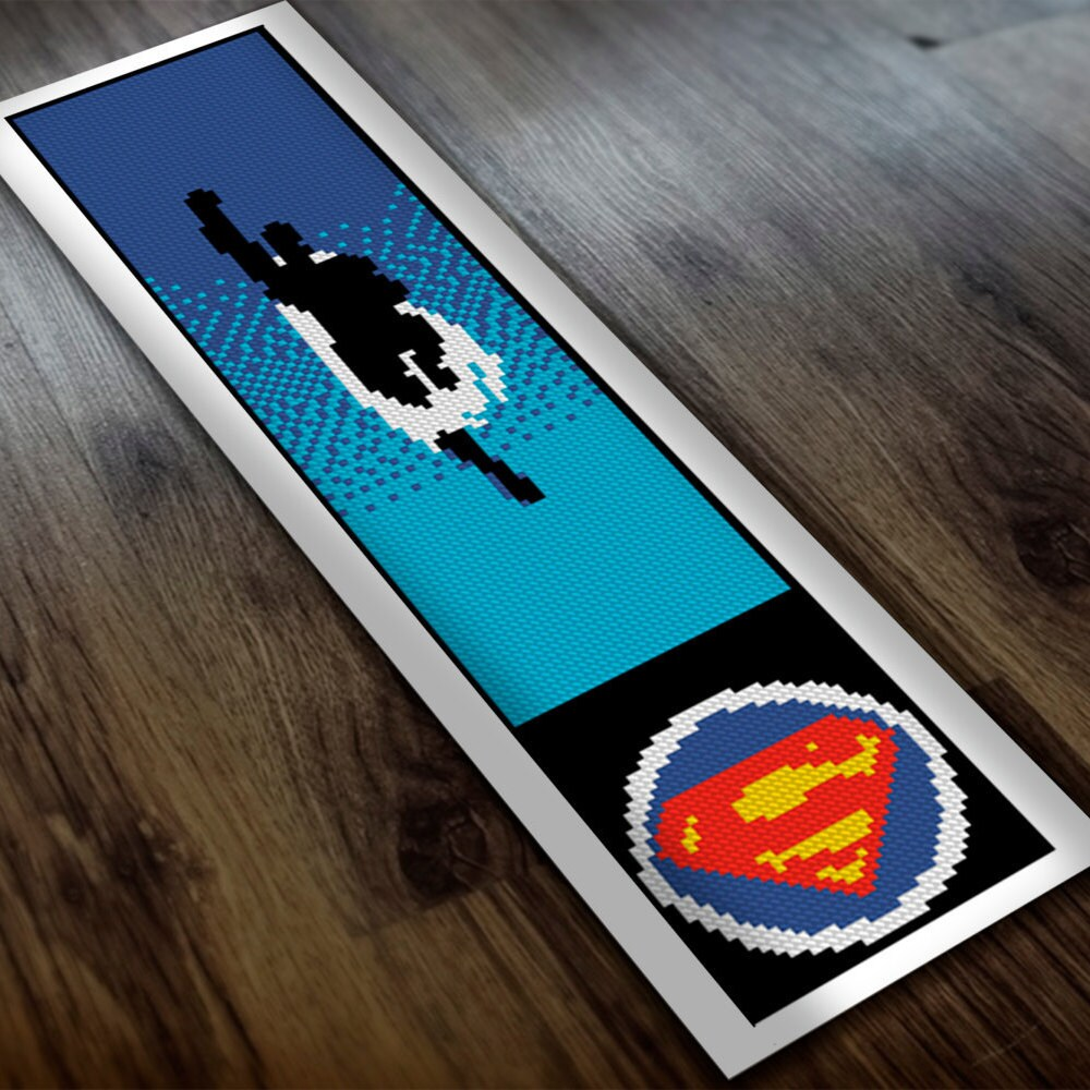Bookmark Superman Vs Lex Luthor Batman Vs The Joker Logo Dc Comics