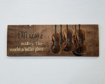 Music makes the world a better place