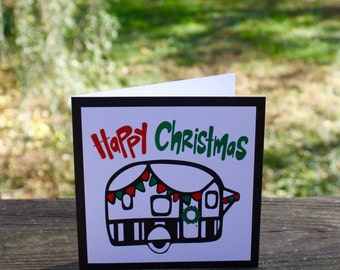 Happy Christmas {Notecard}