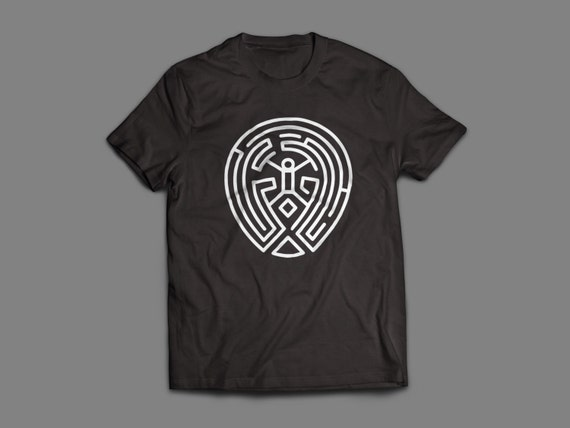 Westworld Maze Inspired Shirt S-4XL and Long Sleeve Available TWD