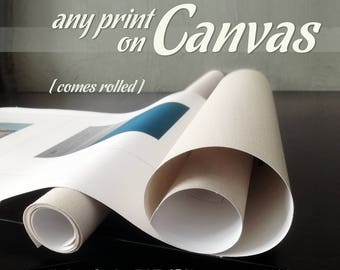 Large Canvas Wall art prints, Any photography as Rolled Canvas art print, 20x30, 24x24, 24x30, 24x36 canvas prints for living room decor