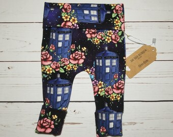 Grow with me pants - Tardis