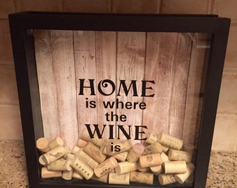 Wine Cork Collector