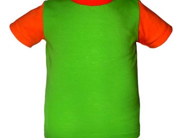 Baby and Kids T-Shirt multicolor