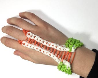 Finger Chain Rainbow loom
