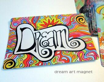 "Art Magnet Dream 3.5"" x 5"""