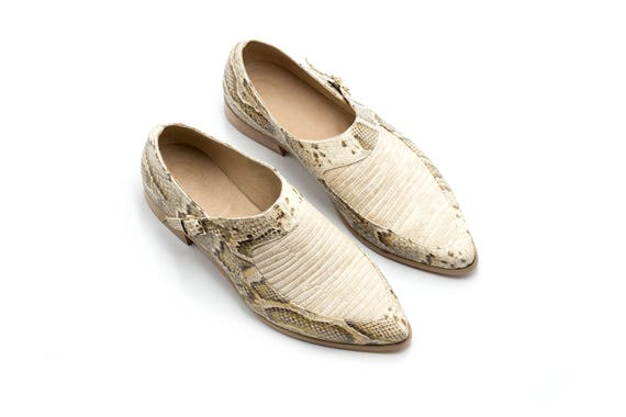 Women Shoes Flat Shoes Summer Flats Leather Beige Loafers Shoes Handmade Shoes Leather Shoes Leather n6Cqg64w