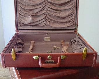 Samsonite Suitcases Luggage with Keys, Car, Plane,Train,Boat Travel, Storage,Shwayder Bros