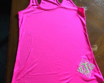Personalized Tank Tops, Summer Tanks, Monogrammed Tank Tops