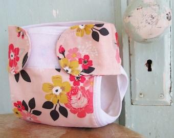Diaper Cover Sewing Pattern. PD.F DIY Diaper Cover. Elastic Diaper Cover. Newborn Size.