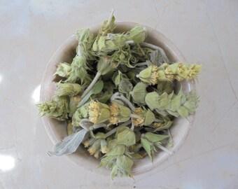 Greek Mountain Dried Tea, Shepherds Tea. Herbal Tea. Natural, Organic Herb.  Handpicked,Wild Havested Naaturally Dried