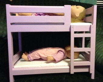 American Girl Doll Bunk Bed
