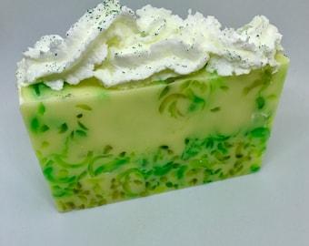 Lemongrass Soap - Artisan Soap - Handmade Soap