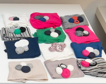 Tie headband, Surprise bag, Surprise box, headbands for women, Lucky dip, Lucky bag, Gift for her, headband set of 2