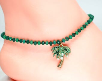 Summer beach anklet, gift for her, Mothers day gift