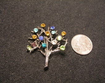 D.E.C. Sterling Tree of Life(1018)