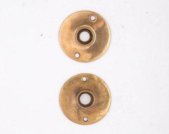 Bronze Antique Doorknob Rosettes 530537