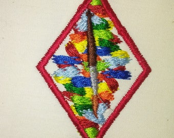 Scout Cadette Painting Badge