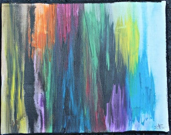 Colorplay - Original Acrylic Artwork