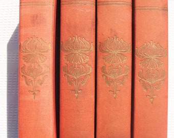 Memoirs of Napoleon Bonaparte by Louis Antoine Fauvelet de Bourrienne in 4 volumes 1885